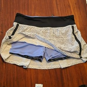 lululemon athletica Skirts - Lululemon Pace Rival Skirt 6